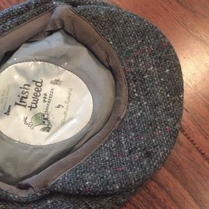 jonathan Richard Accessories - Irish Tweed Hat, size 7 1/4